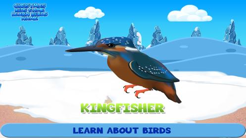 Christmas Kids Game Learn Birds Name】应用信息- iOS App基本信息|应用