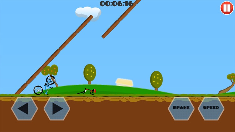 Crazy Mountain Bicycle screenshot-3