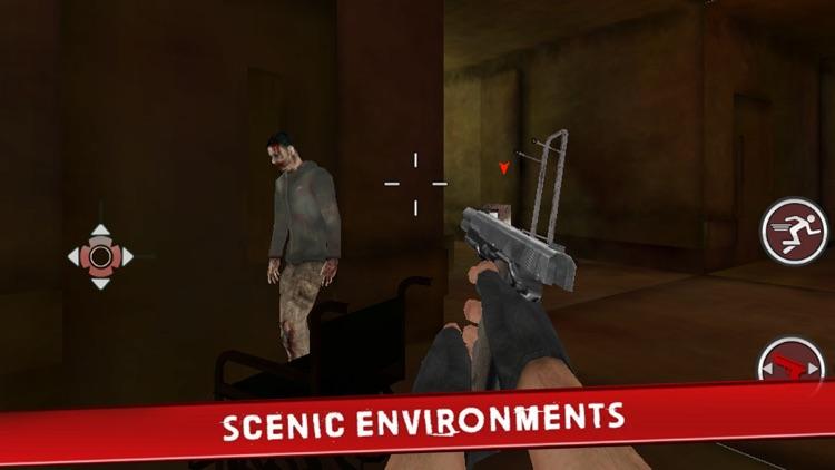 Soldier Shot Zombie Killer