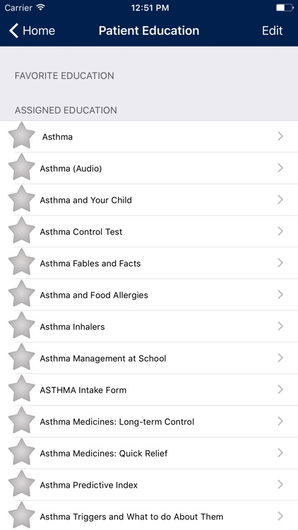 AAP Asthma Tracker for Adolescents screenshot-3