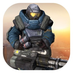 Sniper Shooter 3D - Modern Sniper War at Beach