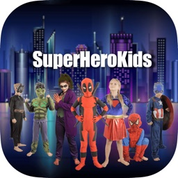 SuperHeroKids - Stickers