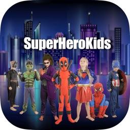 SuperHeroKids - Stickers