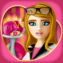 Dress Up Pretty Girls Game - Beauty Salon