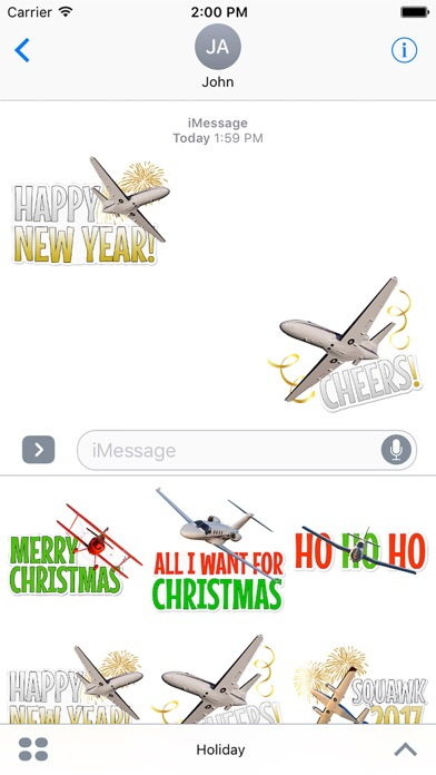 Holiday Flight Pack screenshot two