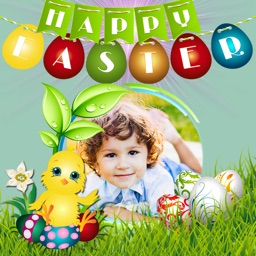 Happy Easter Photo Frames Editor