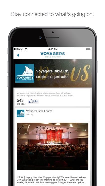 Voyagers Bible Church
