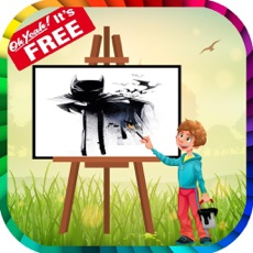 Activities of Coloring Book For Batman Free Games Kids Paint