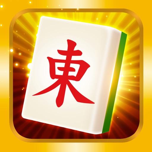 Majong Classic 3D - Mahjong Deluxe Pro icon