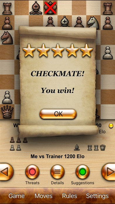 Screenshot #7 for Chess Pro - with coach