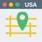 QuickMap USA Operating Modes
