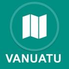 Vanuatu : Desconectado de navegacion GPS icon