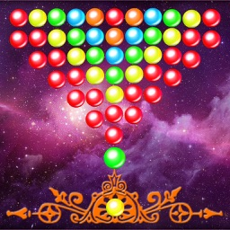 Bubble Balls Shooter Deluxe