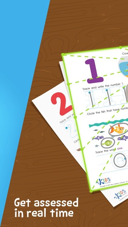 Worksheets: Preschool & Kindergarten learning screenshot-3