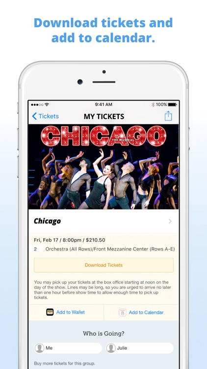 Goldstar: Tickets to Live Entertainment screenshot-3