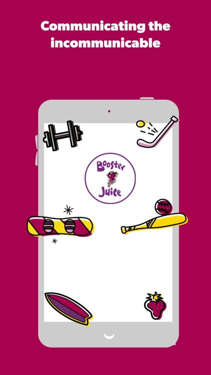 Booster Juice® Stickers screenshot-4