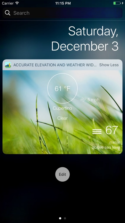 Hyper Local Weather & Accurate Elevation screenshot-4