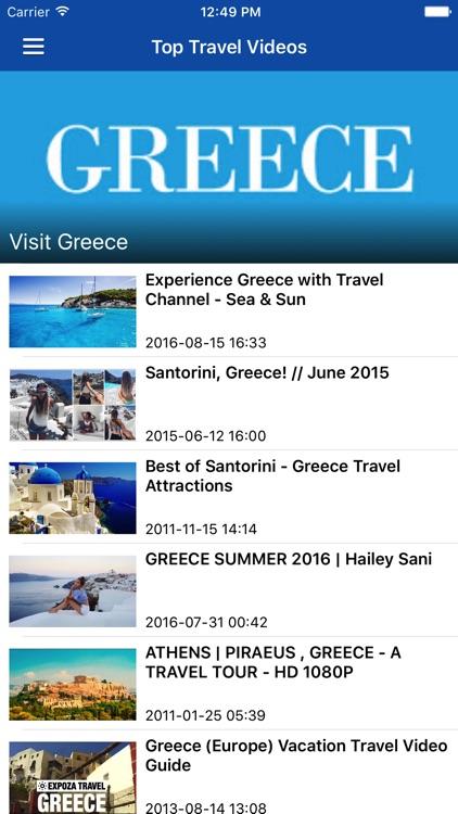 Greek News in English & Greece Radio Free screenshot-4