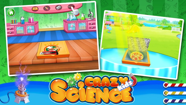 Crazy Kids Science - Science Experiment At Home