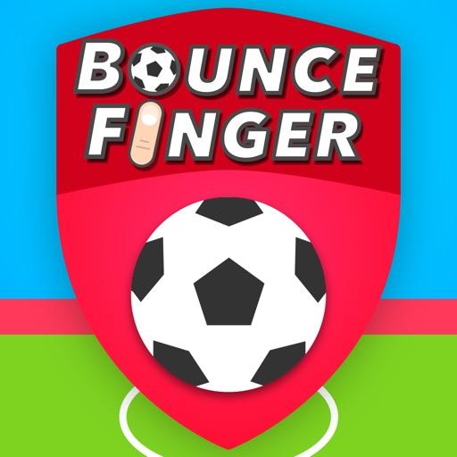 Bounce Finger Soccer