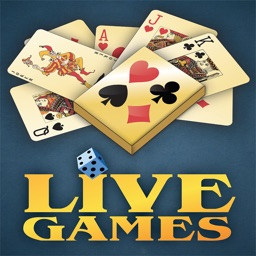 Play Cards LiveGames