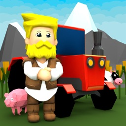 Old Macdonald had a farm: 3D Kids Nursery Rhyme