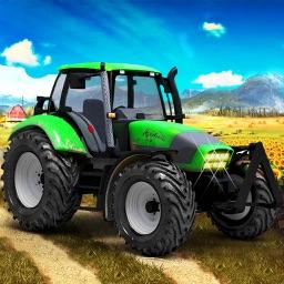 Big Rig Tractor Farming: Extreme Driving Simulator