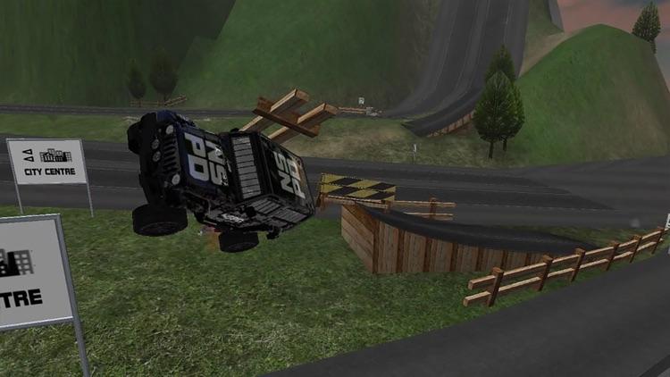 Truck Driving Zombie Road Kill screenshot-4
