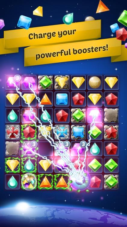 Jewel Galaxy: Infinite Puzzle screenshot-0