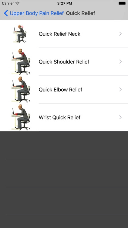 Stretch Away Neck & Arm Pain screenshot-1