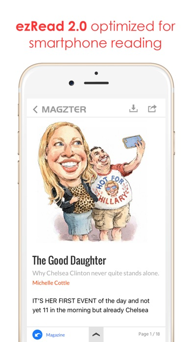 Magzter - The Reading Destination app image