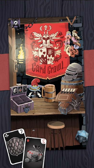 Screenshot #7 for Card Crawl