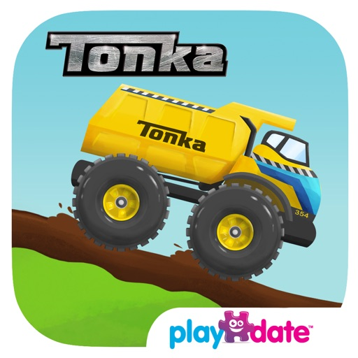 Tonka: Trucks Around Town icon
