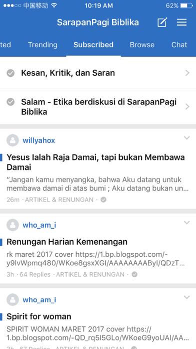 SarapanPagi Biblika screenshot 4