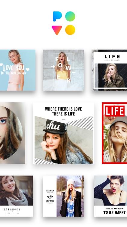 POTO - Photo Collage Maker app image