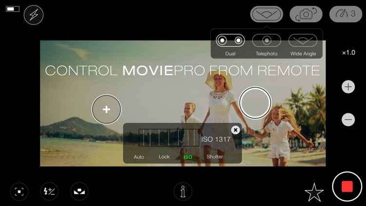 MoviePro Remote Control