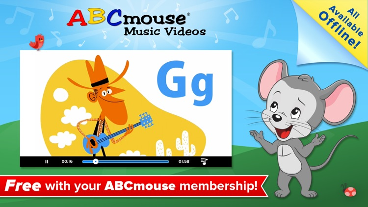 ABCmouse Music Videos