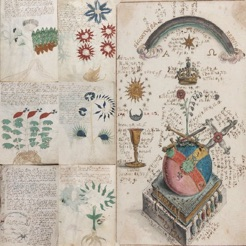 Full Voynich Manuscript