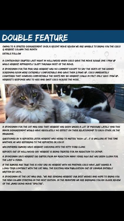 The Cat Mag Magazine screenshot-3