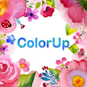 Color Up-Coloring Book Entertainment app