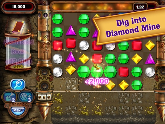 Bejeweled Classic HD Screenshots