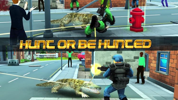 Crocodile City Simulator 3D