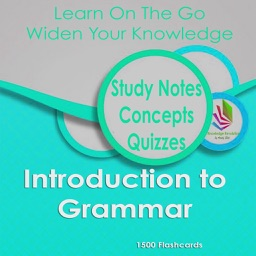 Introduction to Grammar for self Learning & Exam