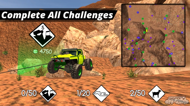 Gigabit Offroad screenshot-4