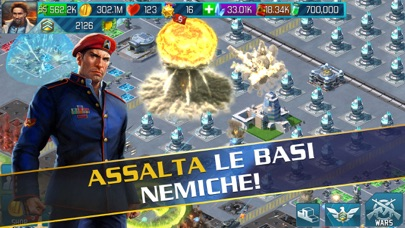 Screenshot of World at Arms3