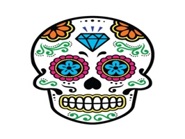 Dia de los Muertos is a holiday that is meant to be a gathering of family and friends to pray for and remember friend and family members who have died and to help support their spiritual journey