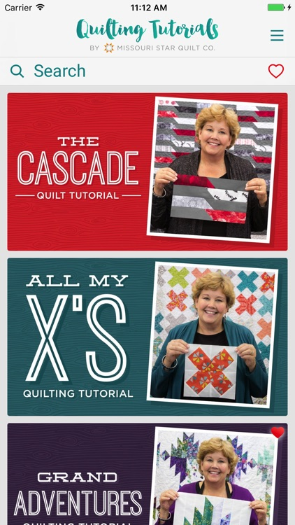 Quilting Tutorials by MSQC