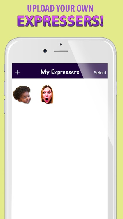 Expresser - Create Personalized Stickers & Emojis screenshot-3
