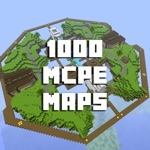 1000+ MCPE MAPS FOR MINECRAFT POCKET EDITION GAME