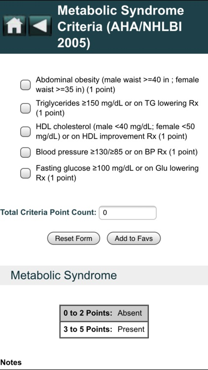 EBMcalc Endocrine screenshot-4